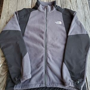 The North Face Full-zip Fleece Size Mens Large